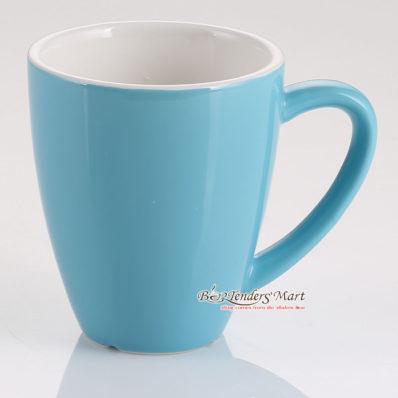 ly coffe mug 350 xanh duong