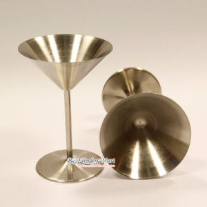 Ly Rượu Martini Thép DC3210 - Stainless Steel Martini Glass