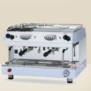 Máy Pha Cafe Espresso Ladetina 2 Group Màu Bạc DZ-2A