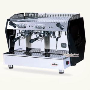 Máy Pha Cafe Ý Ladetina 2 Group LE-2 Màu Đen