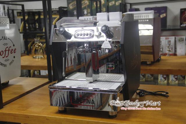 Máy pha cà phê máy ladetina le-1 03