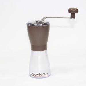 Máy Xay Cafe Bằng Nhựa Màu Xám- Gater Coffee Grinder MA1046