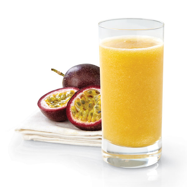 nước ép trái cây nguyên chất từ chanh dây