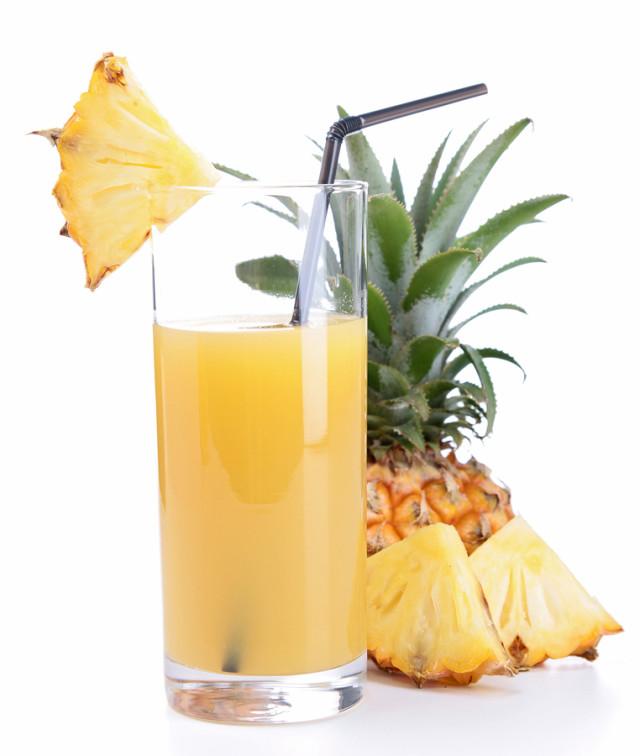 nước ép trái cây nguyên chất  từ dứa