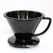 Phễu Lọc Cafe Yami 02 Màu Đen - Coffee Dripper Cup V02