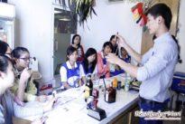 SInh viên sgu học pha chế bartender 01