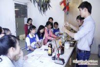 SInh viên sgu học pha chế bartender 02