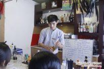 SInh viên sgu học pha chế bartender 08