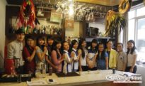 SInh viên sgu học pha chế bartender 26