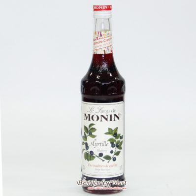 Syrup Monin BlueBerry 700cc – Siro Việt Quất