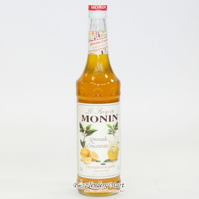 Syrup Monin Lemonade Concentrate 700cc – Siro Chanh