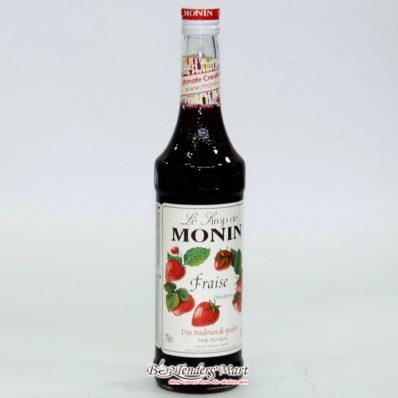 Syrup Monin StrawBerry 700cc – Siro Monin Dâu