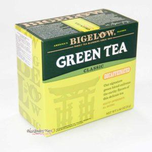 Trà Bigelow Green Tea Decaffeinated 40bag