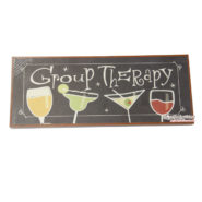 Tranh Gỗ Group Therapy Cocktail